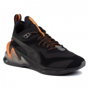 Puma Schuhe Lqdcell Orgin Terrain 192801 02 Black/Jaffa Orange