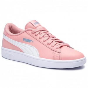 Puma Sneakers Smash V2 L Jr 365170 15 Bridal Rose/White F/Denim