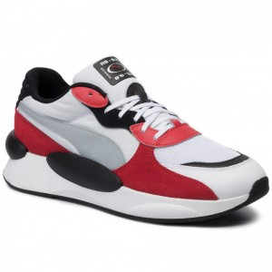 Puma Sneakers Rs 9.8 Space 370230 01 White/High Risk Red