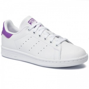 Adidas Schuhe Stan Smith W EE5864 Ftwwht/Actpur/Ftwwht