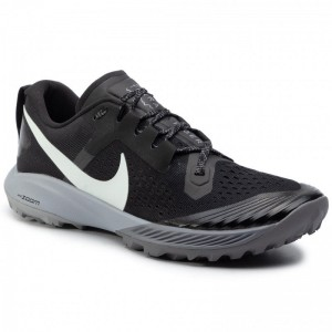 Nike Schuhe Air Zoom Terra Kiger 5 AQ2219-001 Black/Barely Grey/Gunsmoke