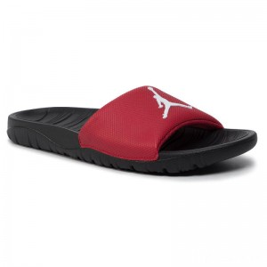 Nike Pantoletten Jordan Break Slide AR6374 600 Gym Red/White/Black