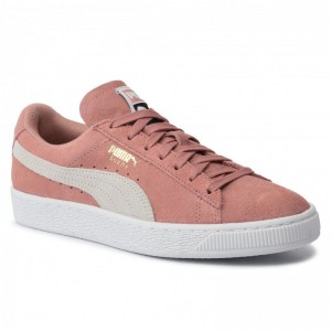 Puma Sneakers Suede Classic Wn's 355462 56 Cameo Brown/Puma White