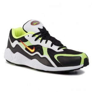 Nike Schuhe Air Zoom Alpha BQ8800 003 Black/Volt/Habanero Red/White